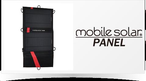 mobile solar panel